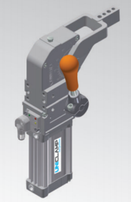 Picture of Pneumatic Power Clamp