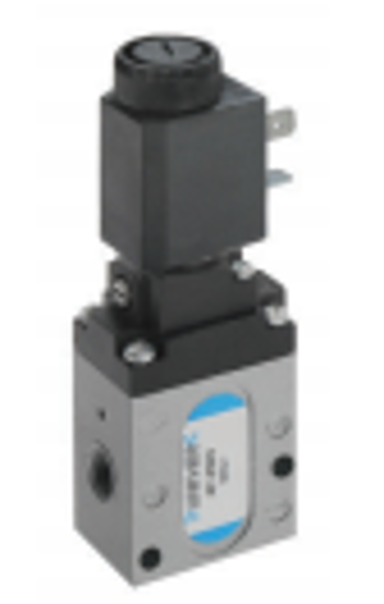 Picture of Poppet Valves for Vacuum